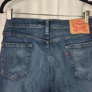 Men's Levi's 514 jeans 33 x 32